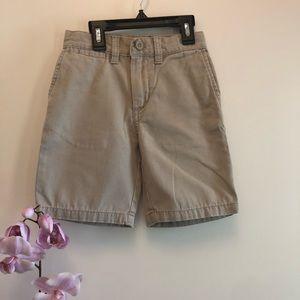 Class Club Boy's Khaki Short Size 6